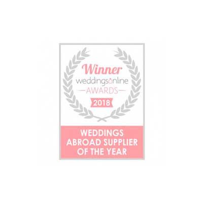 Wedding Awards Weddings by Rebecca Woodhall Wedding Planner Algarve portugal